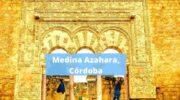 Medina Azahara desde Córdoba. Andalucía, España
