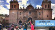 qué hacer en Cuzco en 2 días