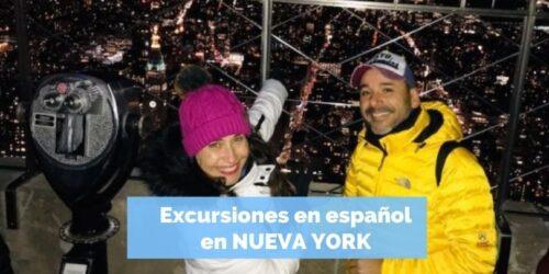 EXCURSIONES EN ESPAÑOL EN NUEVA YORK
