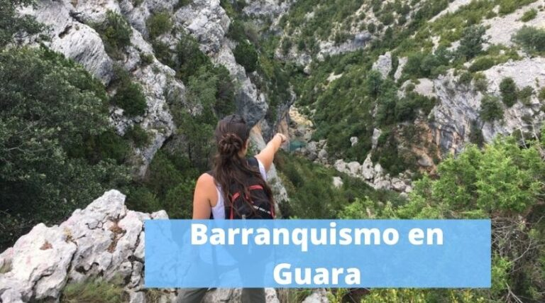 BARRANQUISMO EN GUARA