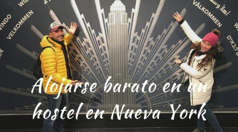 DORMIR BARATO EN NUEVA YORK