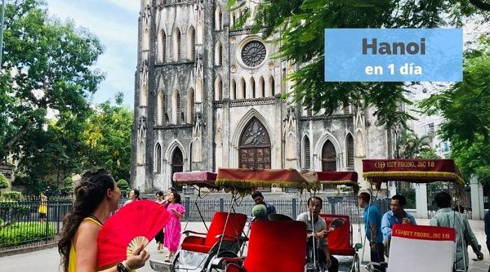 Hanoi en 1 día