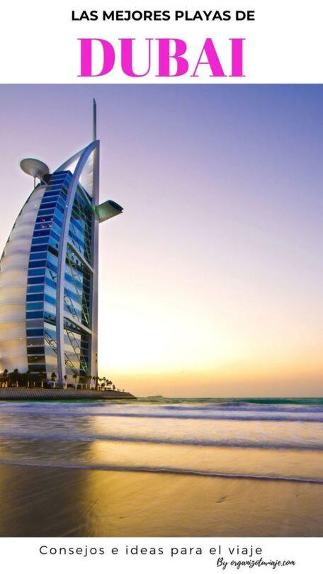MEJORES PLAYAS DE DUBAI