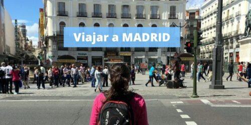 VIAJAR A MADRID