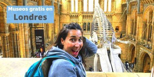 Los museos de Londres más famosos, importantes y ¡ gratis ! 🥇