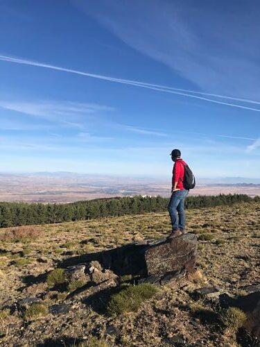 Laujar de Andarax, capital de la Alpujarra almeriense
