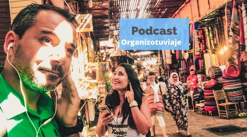Podcast de viajes en español