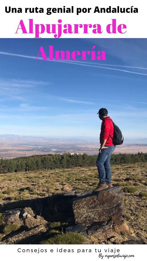 Lo mejor de la Alpujarra almeriense: Qué ver y hacer