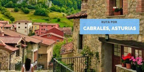 CABRALES, ASTURIAS