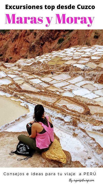 Maras y Moray Perú