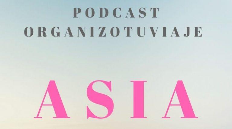 podcast de viajes a Asia