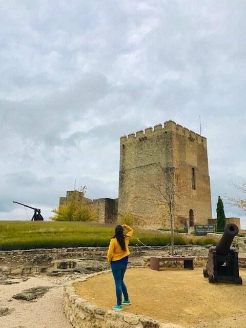 Ruta de castillos en España