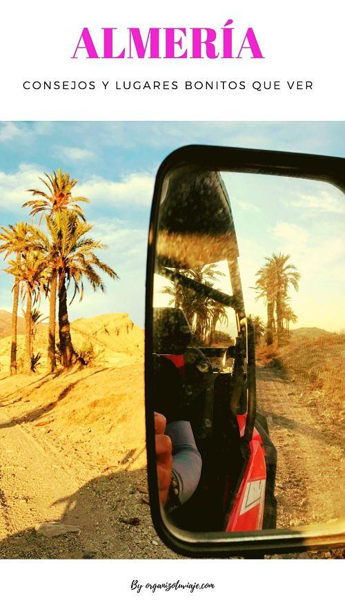 Qué ver en Almería provincia