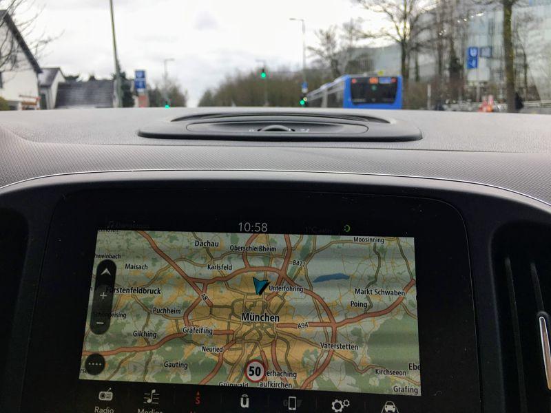 Transporte en Munich. Moverse en coche por la ciudad
