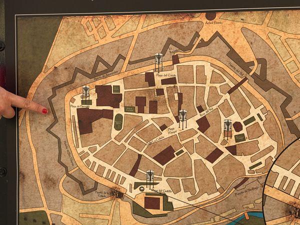 murallas Ciudad Rodrigo Salamanca