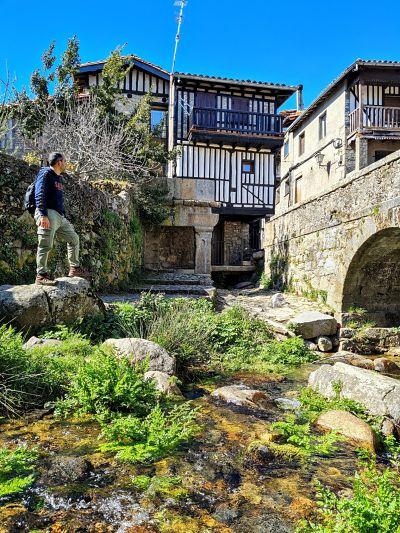Visitar La Alberca