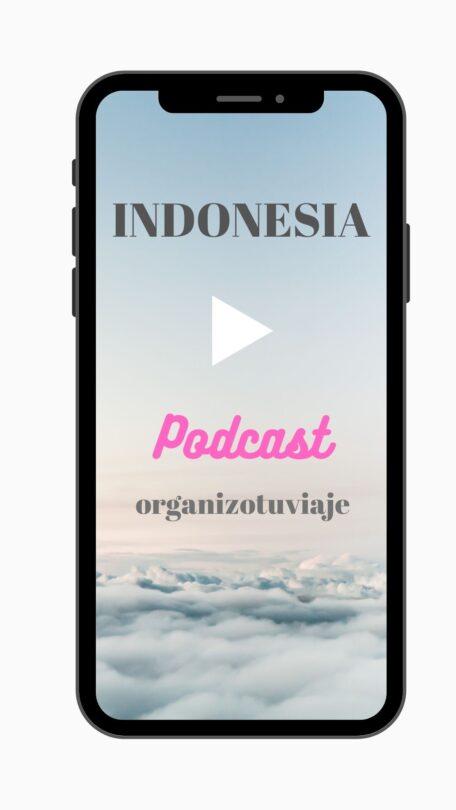 Podcast de viajes a Indonesia