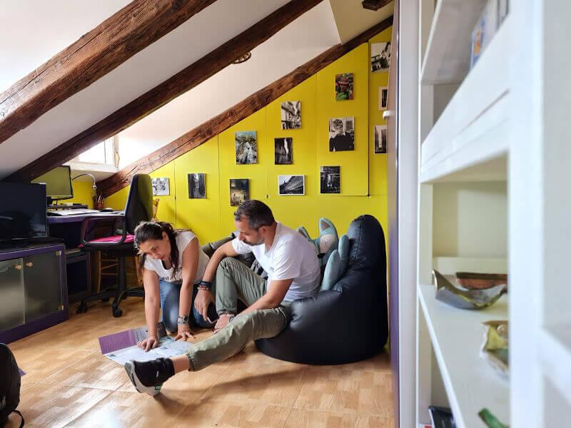 Intercambio de casas en Madrid