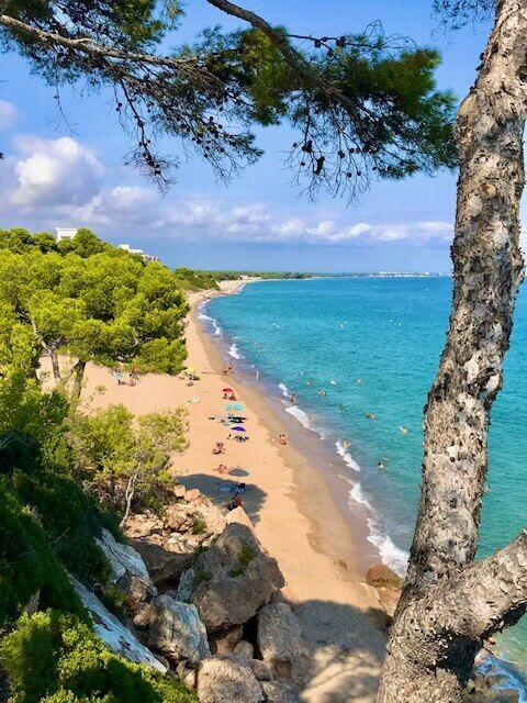 COSTA DAURADA (España): Ruta, mejores playas y cosas que ver y hacer