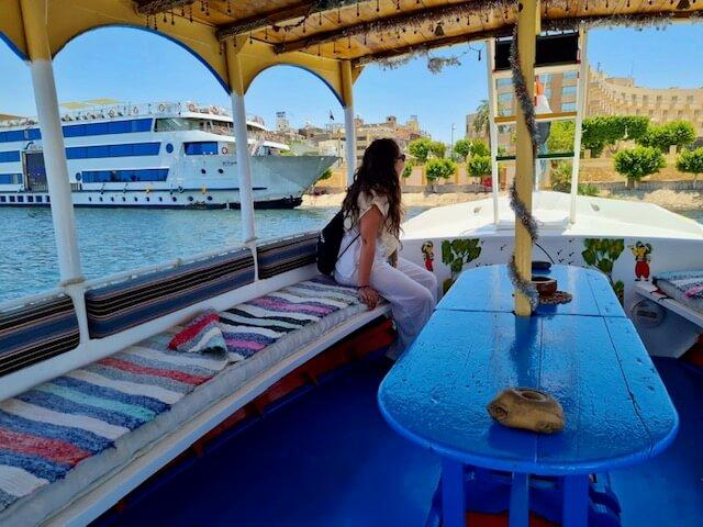 Crucero por el Nilo en Egipto: Cuánto cuesta, qué incluye, propinas