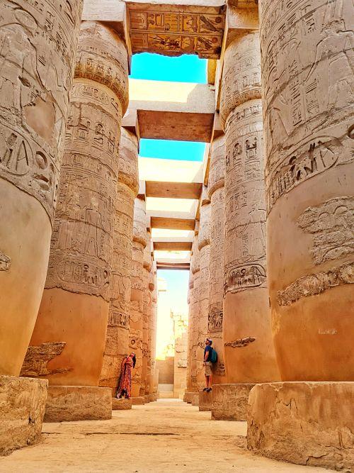 Itinerario por Egipto de 7 y 10 días